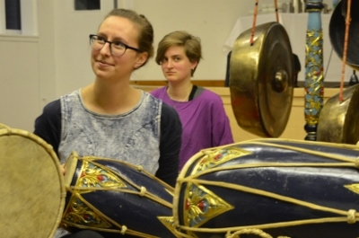 Come to our community Gamelan sessions in Nottingham!