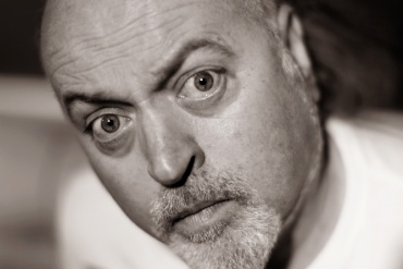 Members of our Resonate project interview Bill Bailey
