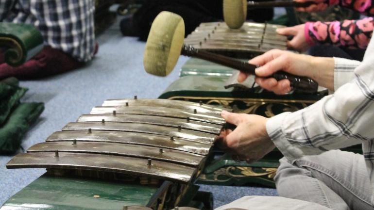 The Good Vibrations of Gamelan Music