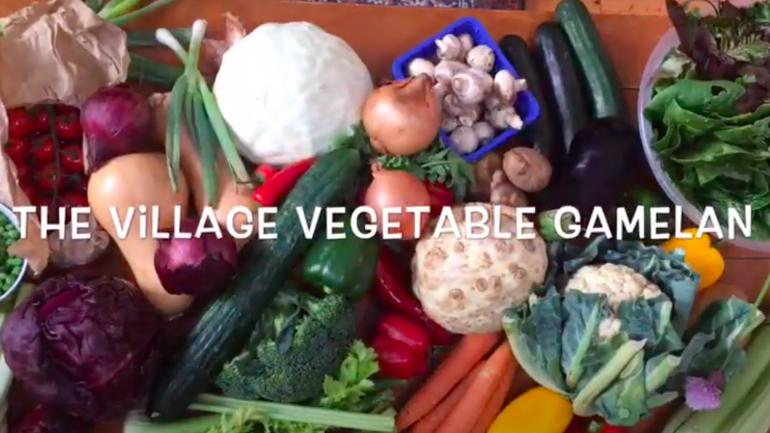 Vegetable Gamelan